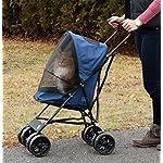 Pet Gear Travel Lite Standard Pet Stroller 11