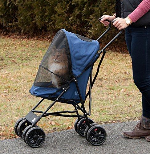 Pet Gear Travel Lite Standard Pet Stroller 5