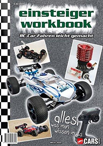 Preisvergleich Produktbild CARS & Details Einsteiger-Workbook: RC-Car-Fahren leicht gemacht