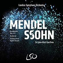 Mendelssohn : Symphonies N° 1-5 & Ouvertures
