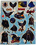 Stickers - Batman - A4 sheet of stickers
