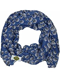 ZipZappa New with Tags Floral Dandelion Print Scarf Women Scarves Large Shawl