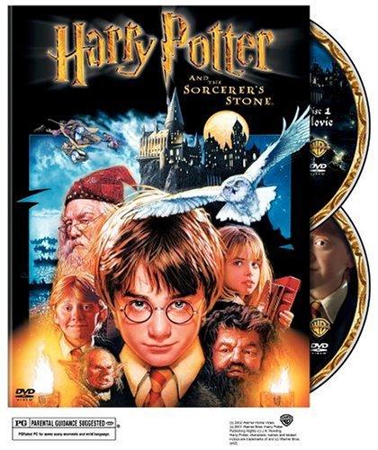 Click for larger image of Harry Potter & Sorcerer's Stone [DVD] [2001] [Region 1] [US Import] [NTSC]