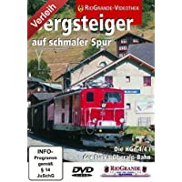 Bergsteiger auf schmaler Spur - Die Hge 4/4 I Der Furka Oberalp Bahn