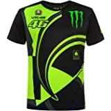 Valentino Rossi Responder-Monster Dual, Tshirt Hombre