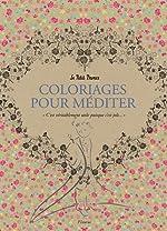 Le Petit Prince - Coloriages pour méditer de Antoine de Saint-Exupéry