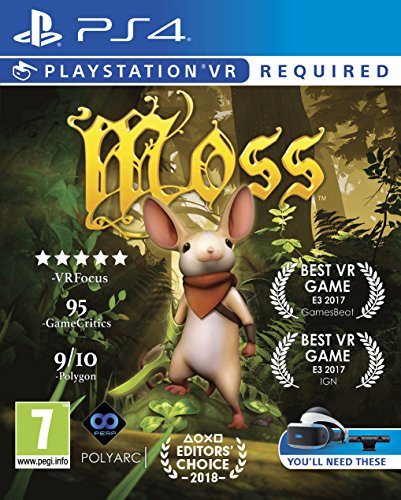Moss (PS4) Best Price and Cheapest