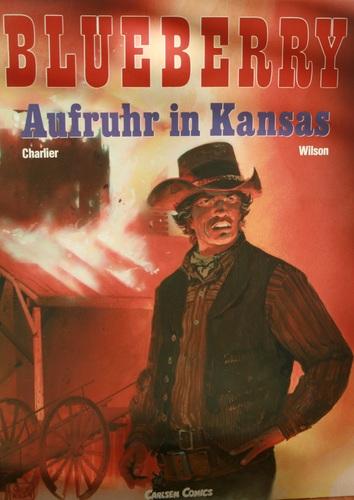 Blueberry, Bd.2, Aufruhr in Kansas