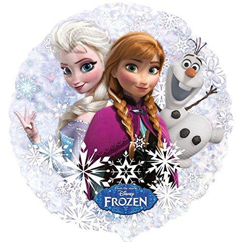 GUIZMAX Globos gigante Olaf Ana Elsa Frozen helio Disney