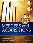 Mergers and Acquisitions: Valuation, Leveraged Buyouts, and Financing is an approach towards understanding the musings of the world of mergers and acquisitions. It provides the anatomy of the skills and tool sets required for understanding the M&a...
