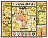 Deutschlands Kolonien: Übersicht über die deutschen Schutzgebiete -