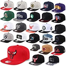 Mitchell   Ness Casquette Snapback Chicago Bulls, Valentine Nets ,Los  Angeles Kings, Miami 339739542977