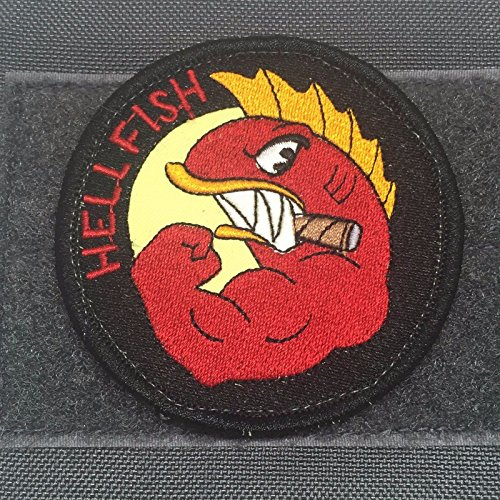 The Flying Hellfish Morale Patch – Simpsons