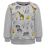 Lego Wear Baby-Jungen Sweatshirt Lego Duplo Sander 110-Sweatshirt, Grau (Grey Melange 924), 98