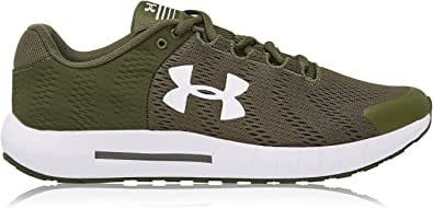 Under Armour Micro G Pursuit Men's Trainers, Jogging Shoes Featuring Micro G Foam, Flexible and Comfortable Sport and Gym Shoes