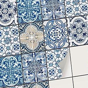 Fliesenaufkleber 15 20 Bad Mosaik Deine Wohnideen De
