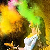 The Glowhouse UV Neon Holi Powder 70g 6 Pack