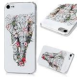 iPod touch 5/ iPod touch 6 Coque de Protection Transparente - YOKIRIN Phone Case PC...