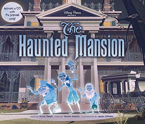 s: The Haunted Mansion: Purchase Includes a CD with Song! (Texte Humor Halloween)
