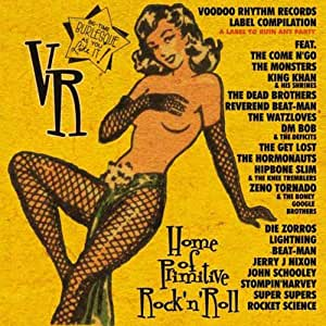 Voodoo Rhythm Records Vol.1+2