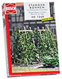 Busch 1269Bean Plantes sur bâtons de Bois Paysage de Échelle Ho kit