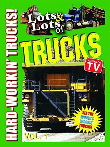 Image of Lots & Lots of Trucks Vol. 1
