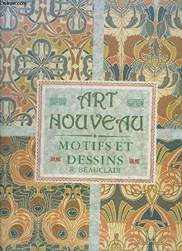 Art nouveau : motifs et dessins