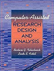 [(Computer-Assisted Research Design and Analysis)] [By (author) Barbara G. Tabachnick ] published on (June, 2000)