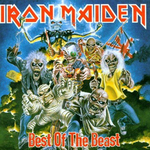 Iron Maiden: Best of the Beast (Audio CD)