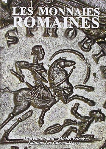 Les monnaies romaines par Michel Prieur