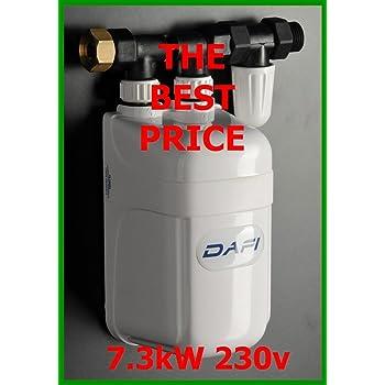 Dafi Water Heater Manual
