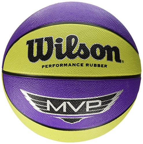 tball, Rauer Untergrund, Asphalt, Granulat, Kunststoffboden, Größe 6, 8 bis 12 Jahre, MVP, Lila/Limette (Baseball-jersey-clearance)