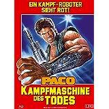 Paco - Kampfmaschine des Todes - Uncut/Mediabook