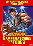 Paco - Kampfmaschine des Todes - Uncut/Mediabook  (+ DVD) [Blu-ray] [Limited Edition]