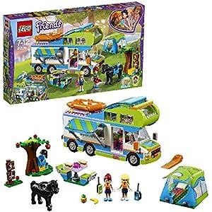 LEGO-Friends Il Camper Van di Mia, Multicolore, 41339  LEGO