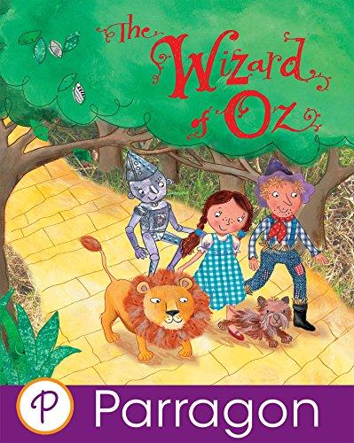 The Wizard of Oz (Parragon (Of Toto Oz Wizard)