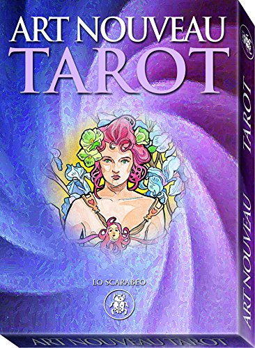 scaricare ebook gratis Art Nouveau Tarot Grand Trumps PDF Epub