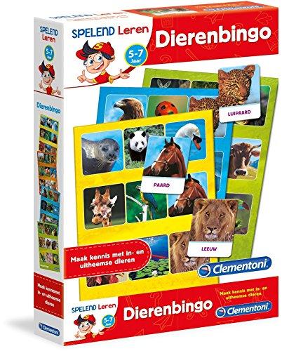 ernspiel Tieren-Bingo (Tier-bingo)