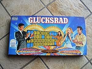 Glücksrad Brettspiel