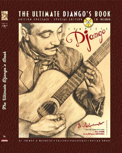 Reinhardt Django The Ultimate Django'S Book + Cd