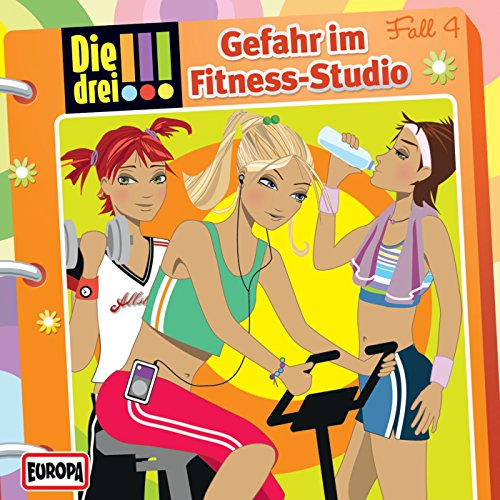 004/Gefahr im Fitness-Studio