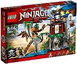 LEGO 70604 Ninjago Tiger Widow Island Playset