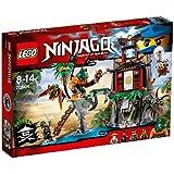 LEGO - Isla de la viuda del tigre, multicolor (70604)