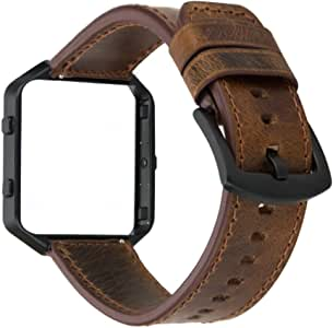 PC Shield Housing + Leather Watchband