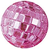 100 Spiegelkugeln pink Ø 2 cm (Beutel 100 Stck.), Spiegelkugeln pink, Streudeko pink, pinke Streurdeko, Streu-Tischdeko Spiegelkugeln pink, Tischdeko pink, Deko Weihnachten pink, Tischdeko Weihnachtsfeier pink