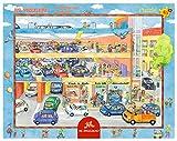 Spiegelburg Rahmenpuzzle - Im Parkhaus (40 Teile)