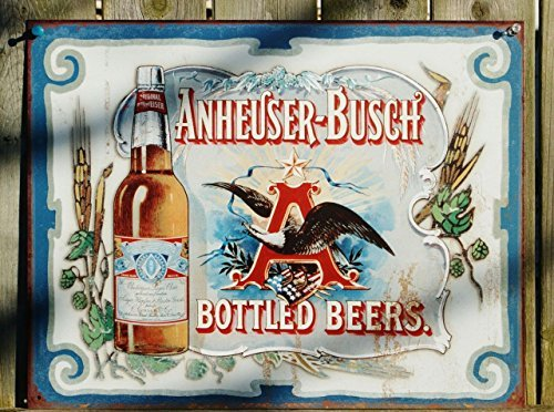 anheuser-busch-bottled-beers-metal-tin-sign-16x12-by-poster-discount