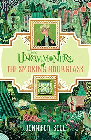 book cover of The Smoking Hourglass