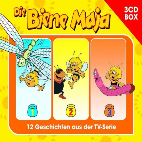 Die Biene Maja, Hörspielbox 1 (3 Audio-CDs)