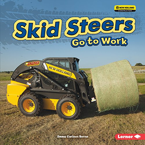 Skid Steers Go to Work (Farm Machines at Work) Descargar Directamente En PDF Gratis